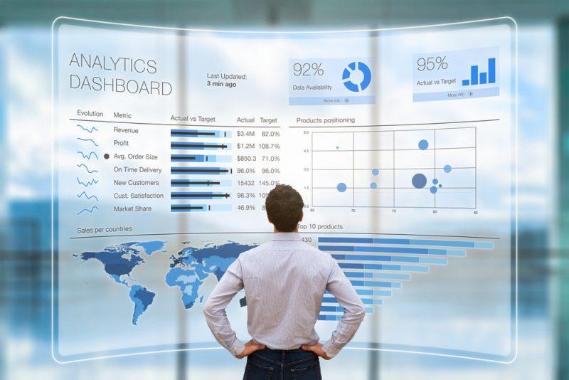 A sua empresa está focada em inteligência de mercado no segmento em que atua?